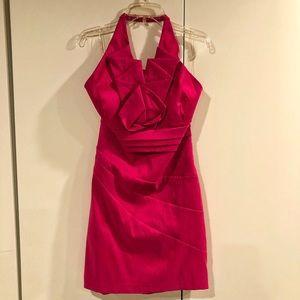 SJP Style Halter Dress